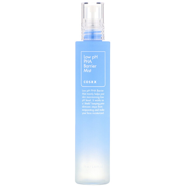 Cosrx, Low pH Barrier Mist, 2.53 fl oz (75 ml) (Discontinued Item)