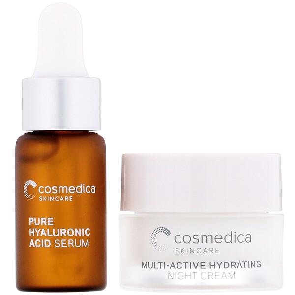 Cosmedica Skincare, Carry On Hydration Duo, набор увлажняющих средств, 2продукта (Discontinued Item)