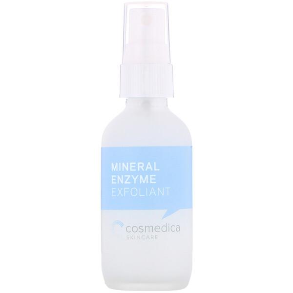 Cosmedica Skincare, Минеральное ферментное отшелушивающее средство, 2 унции (60 мл) (Discontinued Item)