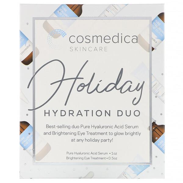 Holiday Hydration Duo, набор увлажняющих средств, 2продукта
