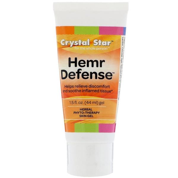 Crystal Star, Гель Hemr Defense, 44 мл