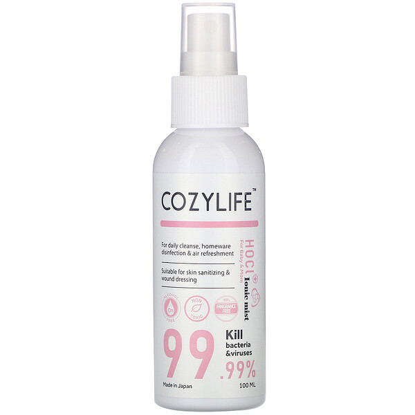 Cozylife, HOCL Ionic Mist, For Baby & Mom, 100 ml