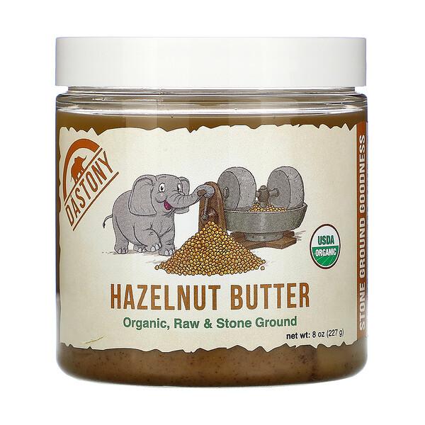 Organic Hazelnut Butter, 8 oz (227 g)