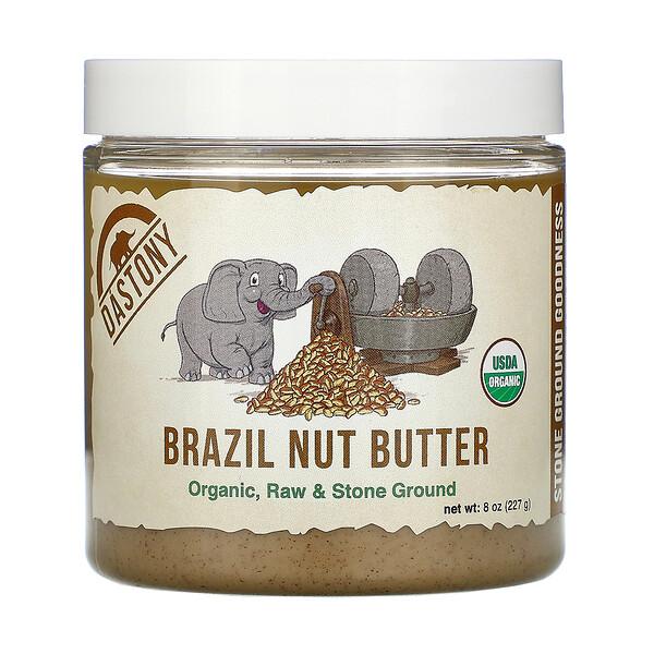 Dastony, Organic Brazil Nut Butter, 8 oz (227 g)