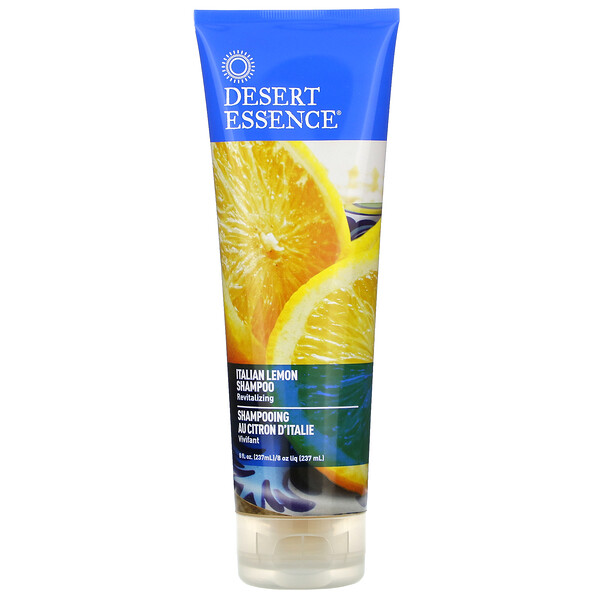 Italian Lemon Shampoo, 8 fl oz (237 ml)