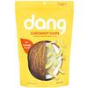 Dang, Кокосовые чипсы, карамель и морская соль, 3.17 унц. (90 г)