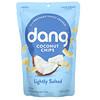 Dang, кокосовые чипсы, слабосоленые, 90г (3,17унции)