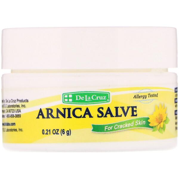Крем с арникой для потрескавшейся кожи, 0,21 унц (6 г)
