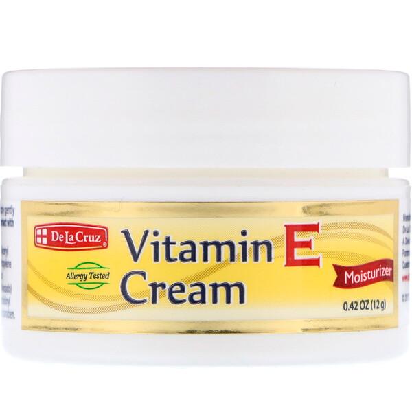 Крем с витамином Е, 0,42 унц. (12 г)