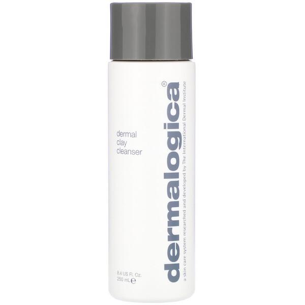 Dermalogica, Dermal Clay Cleanser, 8.4 fl oz (250 ml) (Discontinued Item)