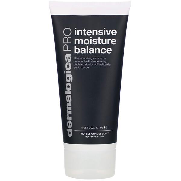 Dermalogica, Pro, Intensive Moisture Balance, 6 fl oz (177 ml) (Discontinued Item)