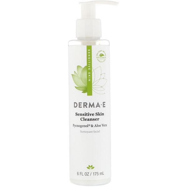 Очищающее средство для чувствительной кожи, 6 ж. унц.(175 мл)