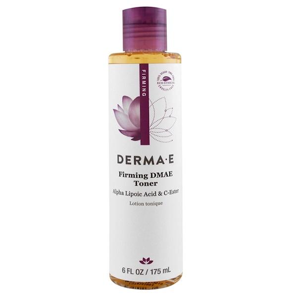 Derma E, Укрепляющий тоник с ДМАЭ, 175 мл