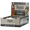 Dr. Murray's, Superfoods Protein Bars, Vegan Vanilla Almond Crave , 12 Bars, 2.05 oz (58 g) Each