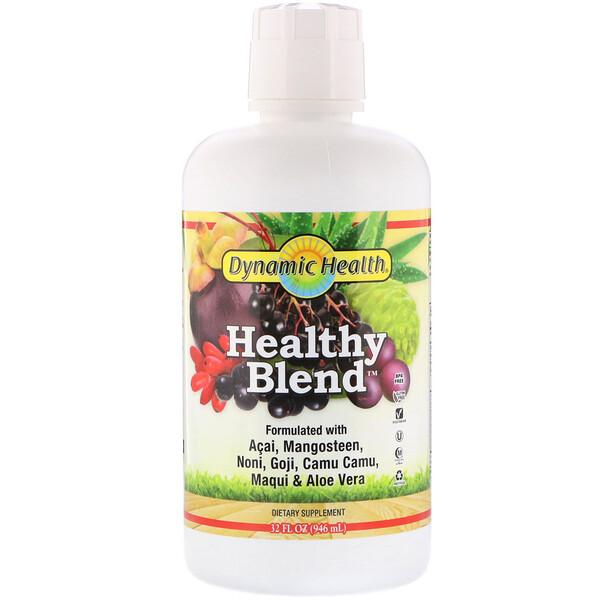 Dynamic Health  Laboratories, Healthy Blend, 32 ж. унц. (946 мл)