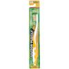 Dr. Plotka, MouthWatchers, для молодежи, естественно противомикробная зубная щетка, мягкая, желтая, 1 зубная щетка