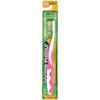 Dr. Plotka, MouthWatchers, для молодежи, зубная щетка с натуральной противомикробной пропиткой, мягкая, розовая, 1 зубная щетка