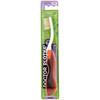 Dr. Plotka, MouthWatchers, дородная зубная щетка с натуральной противомикробной защитой, мягкая, красная, 1 зубная щетка