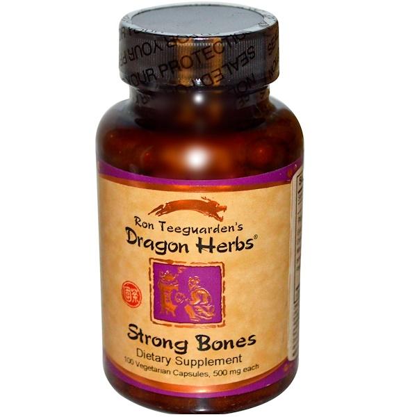 Strong Bones, 500 mg, 100  Vegetarian Capsules