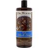 Dr. Woods, Необработанное черное мыло, с маслом ши, изготовленным на принципах справедливой торговли, Перечная мята, 32 ж. унц.(946 мл)