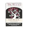 Dr. Woods, Необработанное черное мыло, Кусковое очищающее мыло для лица, 5,25 унц. (149 г)