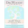 Dr. Woods, Мягкое детское мыло, успокаивающее, без запаха, 149 г (5,25 унции)