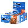 Detour, Батончики из сывороточного белка со вкусом шоколада и карамели, 12 батончиков, 3 унции (85 г) каждый