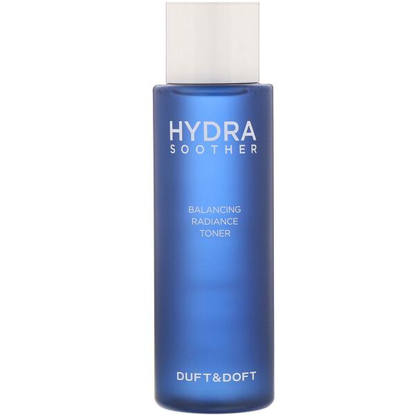 Duft & Doft, Hydra Soother, тоник для поддержания баланса и сияния, 265мл