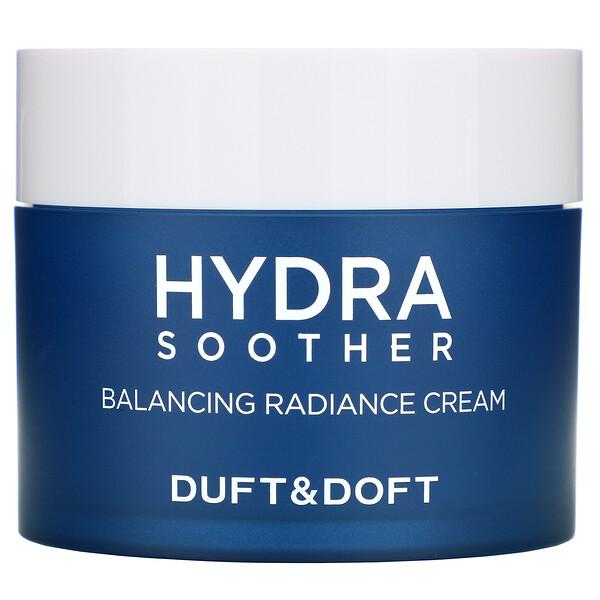 Duft & Doft, Hydra Soother, крем для поддержания баланса и сияния, 100мл (Discontinued Item)
