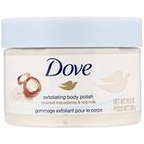 Dove, Эксфолиант для тела, аромат «Зерна граната и масло ши», 298 г - iHerb
