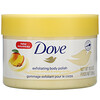 Dove, Exfoliating Body Polish, Crushed Almond and Mango Butter, 10.5 oz (298 g)