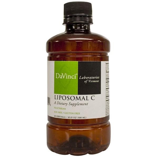 Липосомальный витамин C, 300мл (10.15 унций)