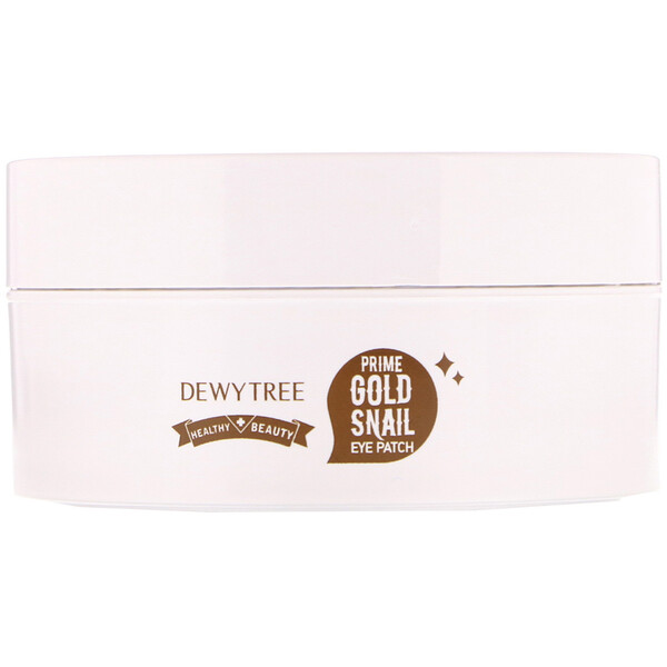 Prime Gold Snail Eye Patch, 60 Patches, 90 g