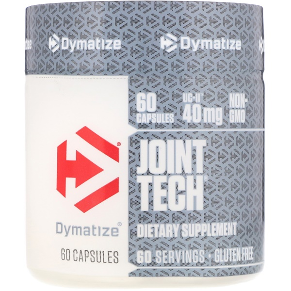 Dymatize Nutrition, Joint Tech, 60 капсул (Discontinued Item)