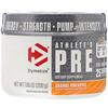 Dymatize Nutrition, Athlete's Pre, предтренировочная добавка, апельсин-ананас, 200г