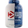 Dymatize Nutrition, Elite 100 % Whey, протеиновый порошок, со вкусом печенья со сливками, 2,3 кг (5 фунтов)
