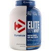 Dymatize Nutrition, Протеин Elite 100% Whey, шоколад и арахисовое масло, 5 фунтов (2,3 кг)