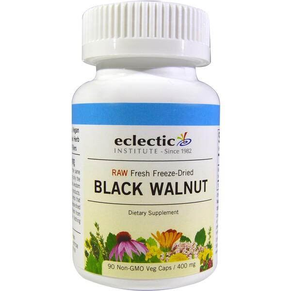 Black Walnut, 400 mg, 90 Veg Caps
