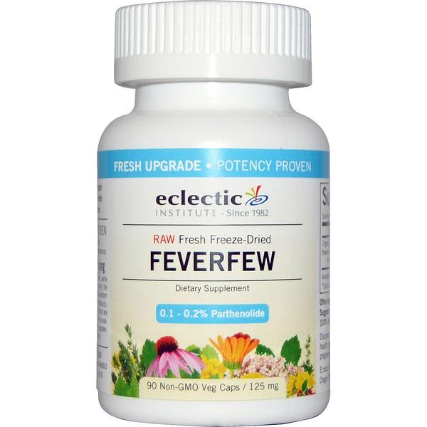 Пиретрум девичий, 125 мг, 90 растительных капсул без ГМО