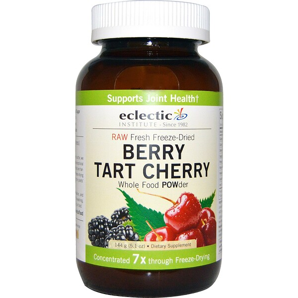 Berry Tart Cherry, Whole Food POWder, 5.1 oz (144 g)