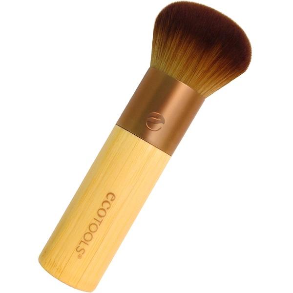 EcoTools, Куполообразная кисточка для макияжа, 1 кисть бронзер (Discontinued Item)