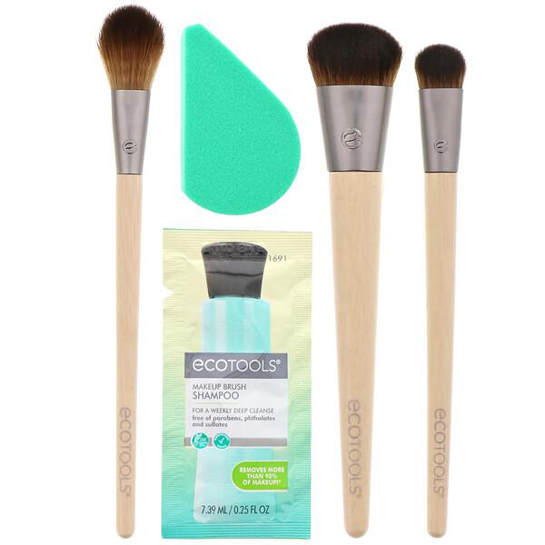 Prep and Refresh Beauty Kit, набор из 6компонентов