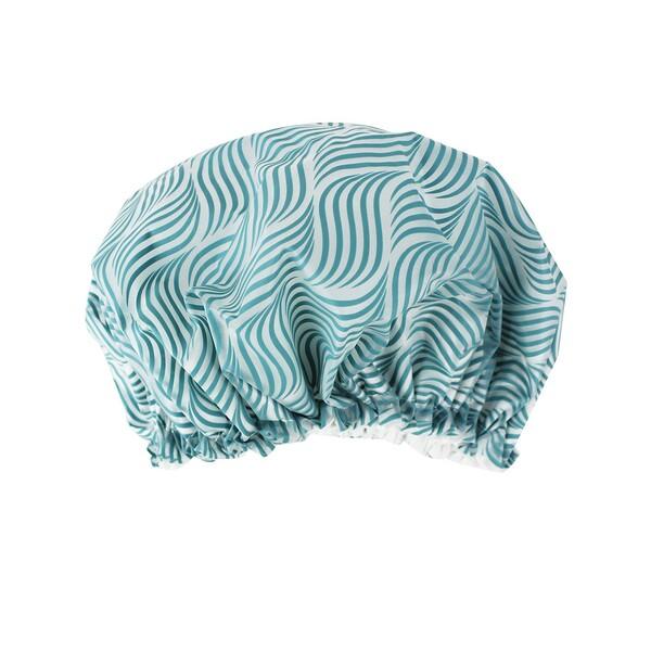 EcoTools, шапочка для душа с футляром, 1набор