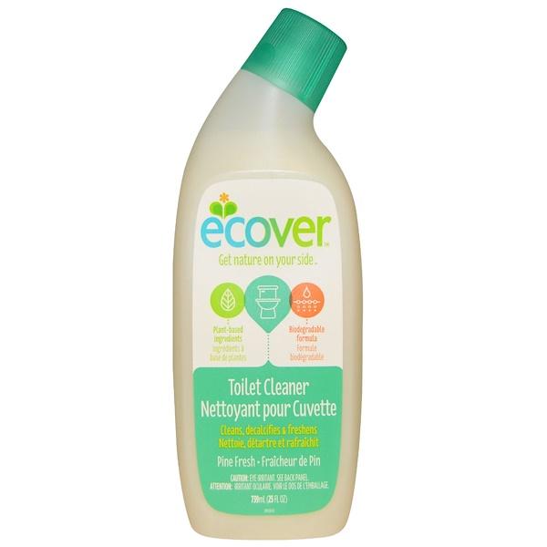 Ecover, Средство для чистки туалета, свежий аромат сосны, 739 мл (25 жидких унций) (Discontinued Item)
