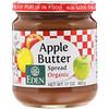 Eden Foods, Органическое яблочное повидло, 17 унций (482 г)