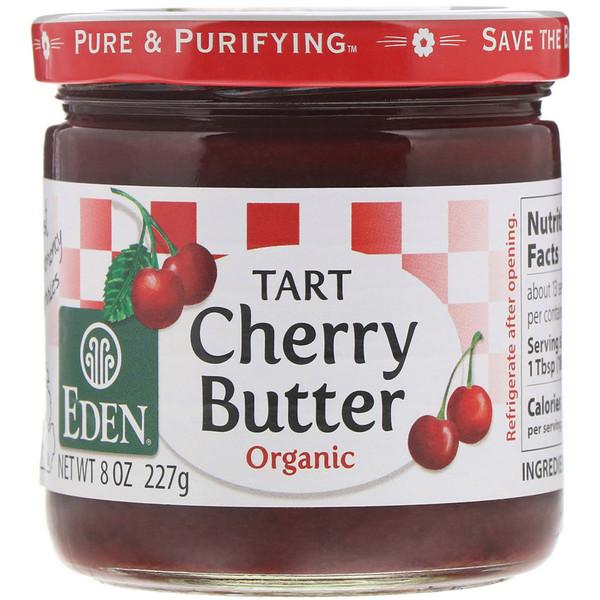 Eden Foods, Органическое вишнёвое повидло, 227 г (Discontinued Item)