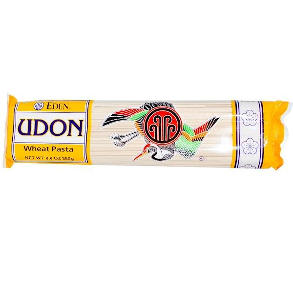 Eden Foods, Udon, Wheat Pasta, 8.8 oz (250 g) (Discontinued Item)