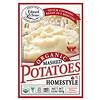 Edward & Sons, Органическое картофельное пюре Organic Mashed Potatoes, домашняя кухня, 100 г