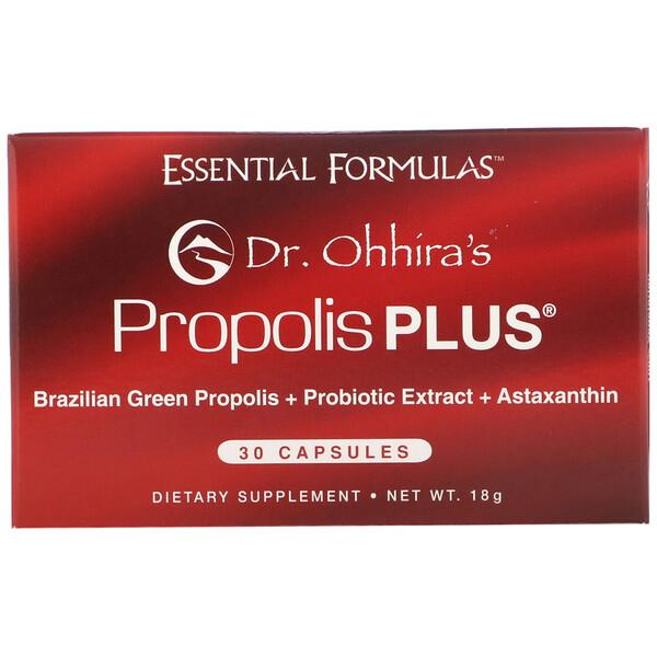 Propolis Plus, 30 Capsules