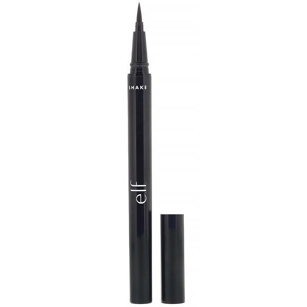 Водостойкая подводка для глаз, угольно-черный, 0,7 мл (0,02 жидк.унции)